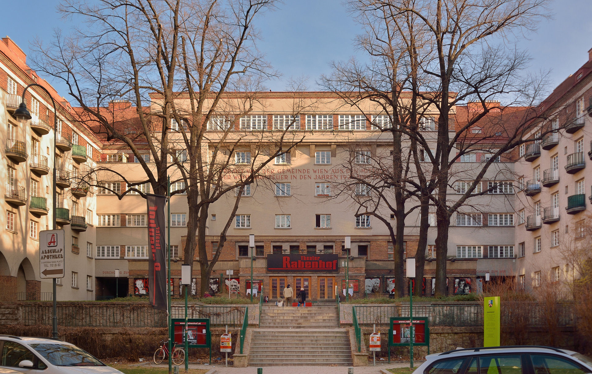 Rabenhof Wien