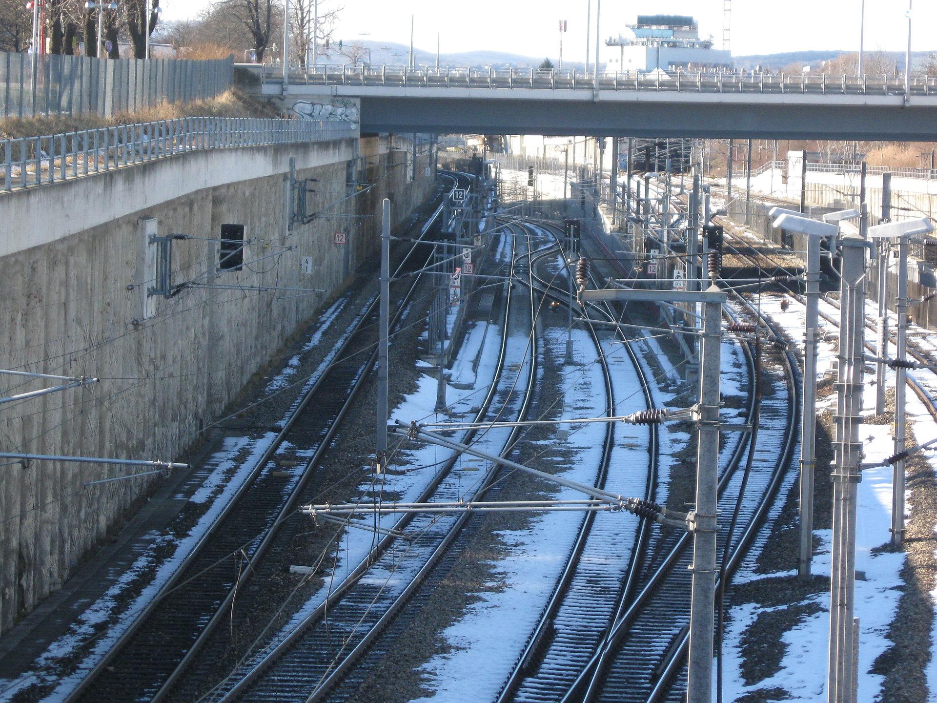 Tunnel Wien